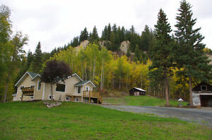 4 BEAUTIFUL ACRES NEAR NEW WINERY 2600 Sq Ft W/SUITE. AMAZING!
