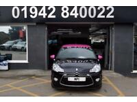 2014 14 CITROEN DS3 1.6 DSTYLE PINK 3D 120 BHP 3 DR HATCH, 1 OWNER, 16,000M, SH