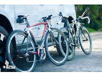 Weekend cycle friends