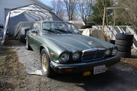 1985 Jaguar XJ6 Berline