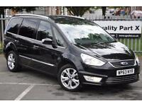 2014 Ford Galaxy 2.0 TDCi Titanium Powershift 5dr