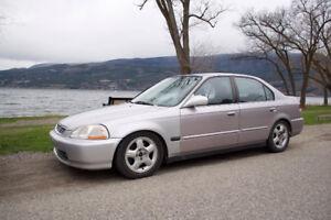 1997 Acura EL 1.6 EL Sedan
