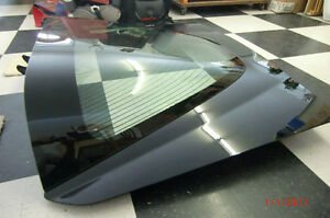 2008 Corvette Rear Hatch cover and glass