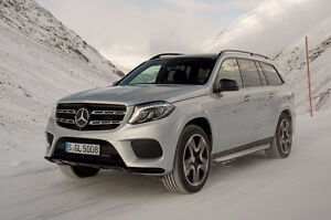 looking for BENZ 2017 GLS brand new or used