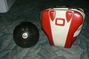 Bowling Ball & Bag