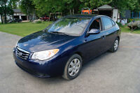 2010 Hyundai Elantra loaded LIKE NEW Sedan