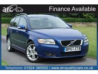 2008 Volvo V50 2.0D SE 5dr 5 door Estate
