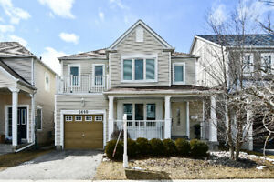 OPEN HOUSE THIS WEEKEND! Beautiful 3 Bdrm Home in N Oshawa!
