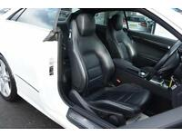 2009 MERCEDES E-CLASS E250 2.1 CDI BLUEEFFICIENCY SPORT DIESEL AUTO 2 DOOR COUPE