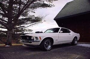 1970 Mustang Mach 1 For Sale