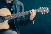 Group Guitar Lessons - Adult