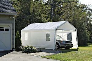 10x20 Instant Garage or Canopy, New