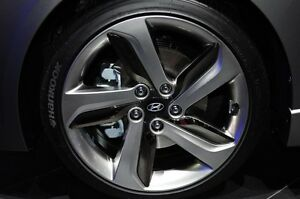 "Set de MAGS 18"" veloster turbo"
