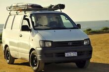 1998 Toyota Townace Camper van, WA Reistration Sydney City Inner Sydney Preview