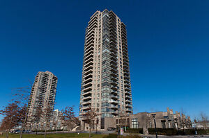 FURNISHED 1 Bedroom and Den, Brentwood Area, OMA, By Skytrain