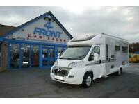 Auto-Sleepers Broadway EL PEUGEOT BOXER 6 SPEED GEARBOX 2 BERTH 2 TRAVELLING