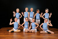 Get your dancer a spot in our famous program!