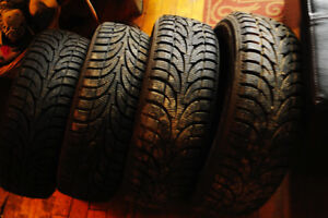 4 Sailun Winter Tires- used 1 year - 195/65/15 Excellent Cond