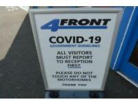 Compass Avantgarde 115 PEUGEOT BOXER LEZ COMPLIANT 2 BERTH 2 TRAVELLING SEATS