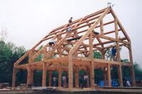 High Quality Trim & Timber Frame Carpenter Available