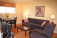 **Yonge/Finch-  FURNISHED 1BDRM APT (FREE PARKING)– ALL INCL