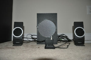 Creative Inspire M2600 computer speakers