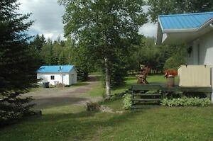 BORD DE L'EAU - Chalet résidentiel à l'année - Pur havre de paix Lac-Saint-Jean Saguenay-Lac-Saint-Jean image 2