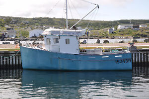 LONGLINER AND LICENSES FOR SALE