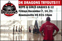 Basketball Players Wanted for Boys & Girls Teams Grades 8-12
