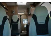 Autocruise Accent FIAT 3 BERTH 4 TRAVEL SEAT MOTORHOME