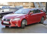 2014 Lexus GS 450h 3.5 F Sport 4dr