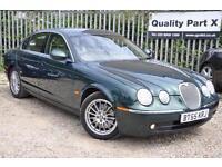 2006 Jaguar S-Type 2.7 D V6 SE 4dr