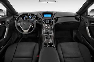 2013 Hyundai Genesis Coupe 2.0T Coupe (2 door)