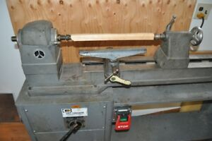 """Rockwell 12"""" Variable Speed Lathe"""