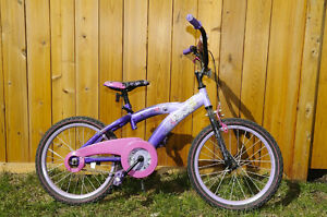 "18"" Tinkerbell Bike"