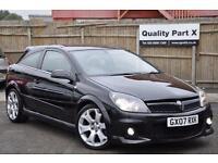 2007 Vauxhall Astra 2.0 i 16v VXR Sport Hatch 3dr