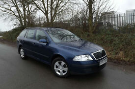 2007 07 Skoda Octavia 1.9TDI PD Ambiente DIESEL ESTATE 64 MPG ECO CHEAP TAX BAND
