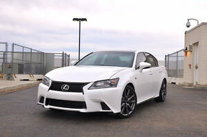 2013 LEXUS GS350 F-SPORT AWD I WARRANTY I LOADED I CLEAN I EXTRA