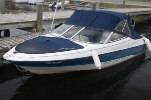 175LS Capri Bow Rider with trailer Mechanicly overhauled