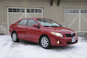 This 2010 Toyota Corolla LE is Road Trip Ready !