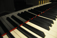 Private Piano Lesson With a GRAND Piano (Point Grey, Dunbar)
