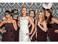 **PHOTO BOOTH Hire For Wedding/Prom/Birthday/Mehndi/Engagement Parties PhotoBooth Guestbook**
