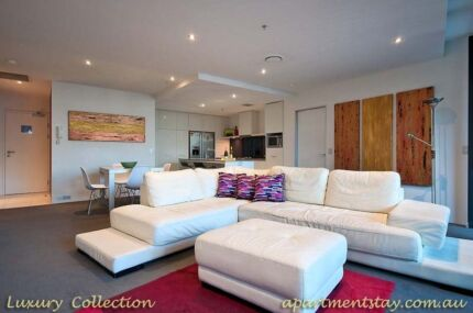 CIRCLE ON CAVILL LUXURY SPA 2 BED 2 BTH HUGE SUPER ENTERTAINMENT Surfers Paradise Gold Coast City Preview