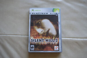 Silent Hill 2 restless dreams for xbox, like new!