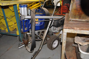 Never Used Graco Bulldog Hydramax 350 Hydraulic Paint Sprayer