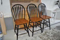 Country barstools