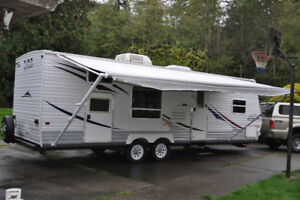 2007 Jayco 29 BHS travel trailer