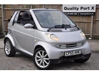 2005 Smart City 0.6 Passion Cabriolet 2dr