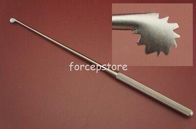 New 105 Mm Arthroscopic Serrated Rosette Knife Arthroscopy