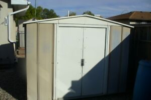 80 INCHES DEEP X 94 INCHES WIDE STORAGE SHED
